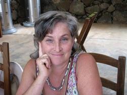 Lori O'Neill -- portrait from her website