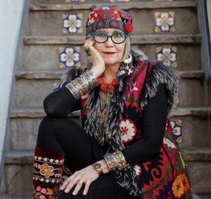 portrait of Suzi Click