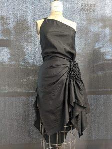 Lina Egutkina's Little Black Dress