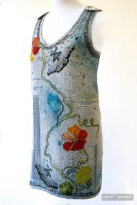 April Sproule dress